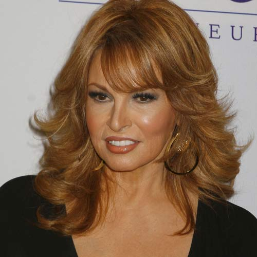 70-year-old New Woman Raquel Welch