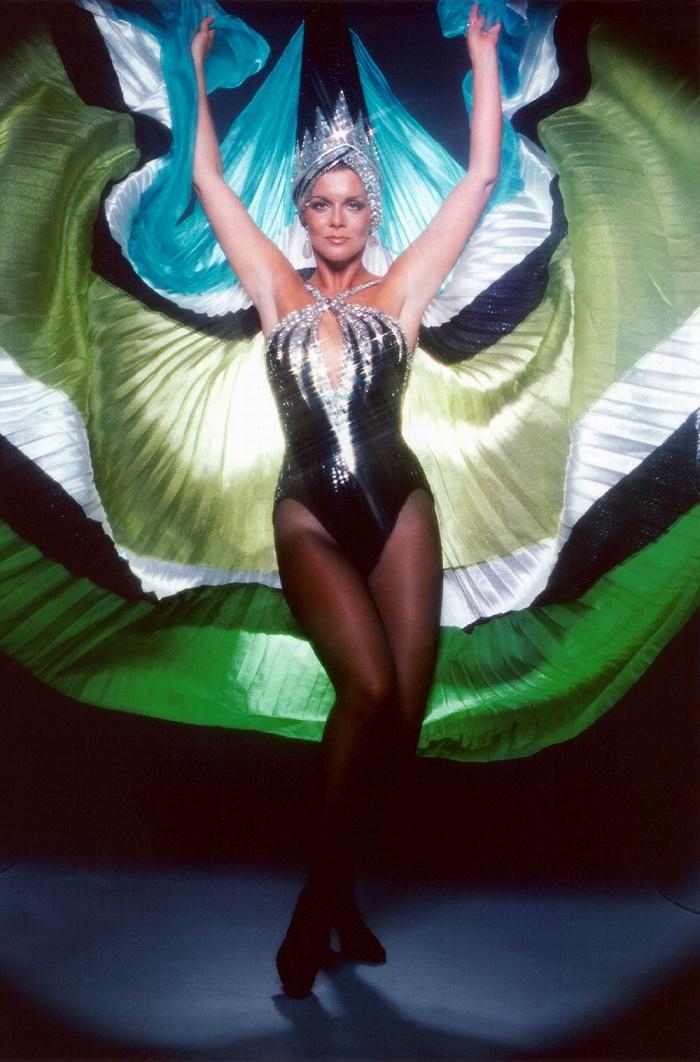 A singer and dancer, Ann-Margret exhibited her abundant skills