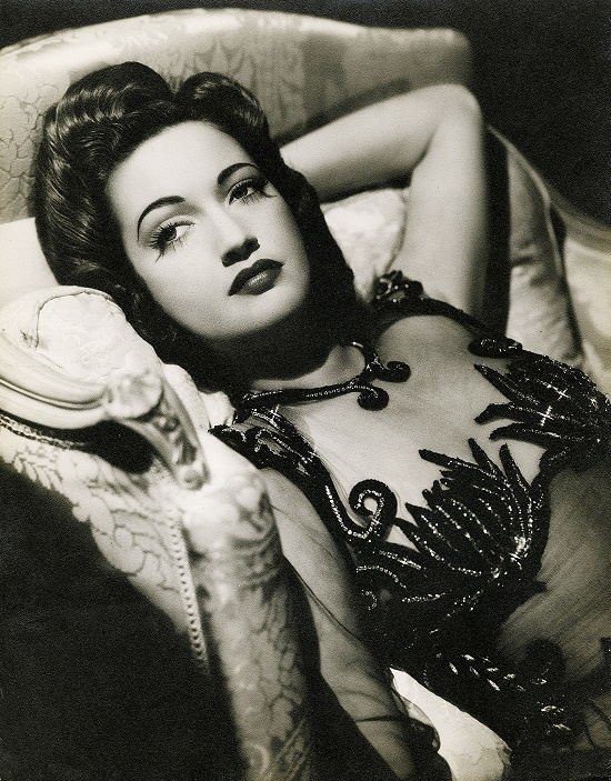 A. L. Schafer's photo. 1944. Miss New Orleans, Hollywood beauty Dorothy Lamour