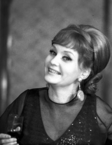 Actress Barbara Krafftowna