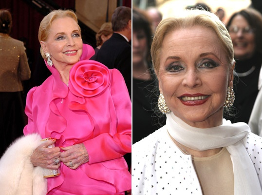 Aging gracefully Anne Jeffreys
