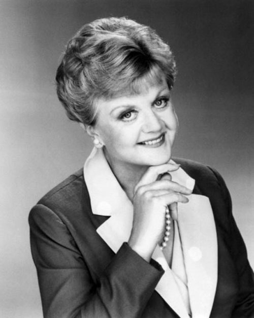American-English actress Angela Lansbury