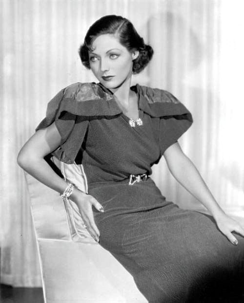 American actress Adrienne Ames