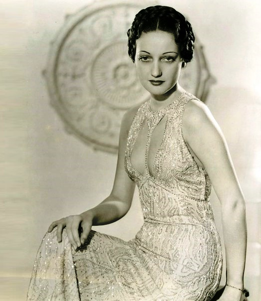American actress and singer Dorothy Lamour