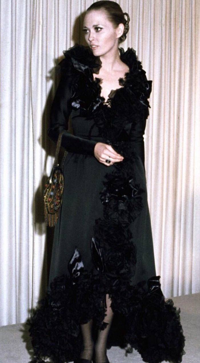 At the 1968 Academy Awards, Hollywood brightest star Faye Dunaway