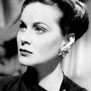Italian Baroness Film Actress Alida Valli 1921-2006