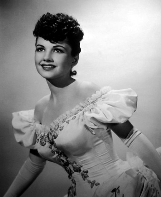 Beautiful Anne Baxter