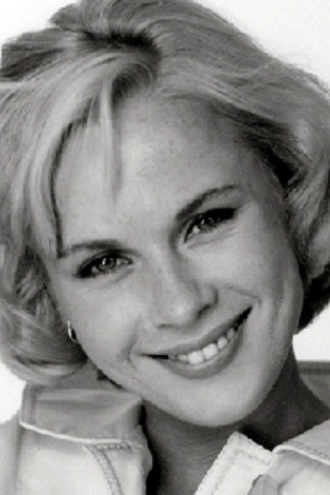 Beautiful Swedish actress Bibi Andersson