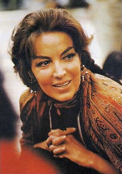 Beauty icon of 1940-1950s Maria Felix