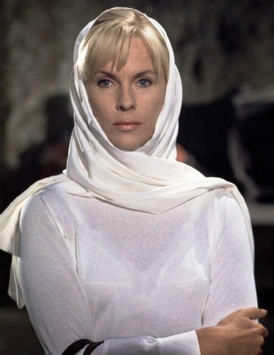 Berit Elisabeth Andersson, Swedish actress Bibi Andersson