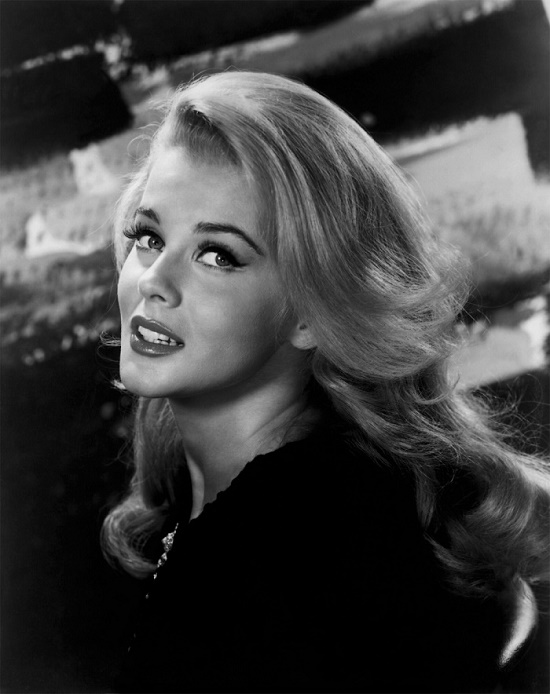 Blonde beauty Ann-Margret