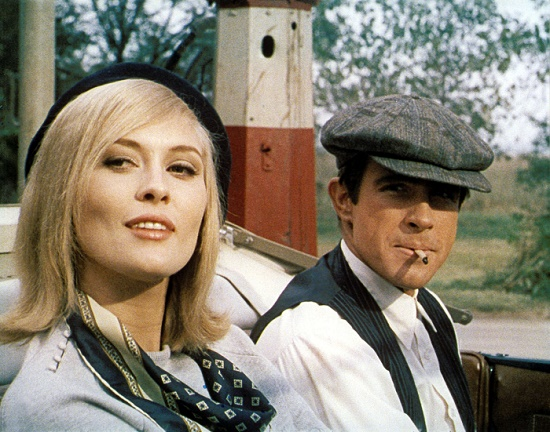 Bonnie and Clyde earned Dunaway a Best Actress Oscar nomination and established her as a bright new film star. 1970s Hollywood brightest star Faye Dunaway