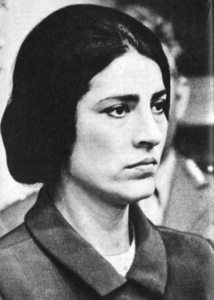 Born 3 September 1926, Greek actress Irene Papas