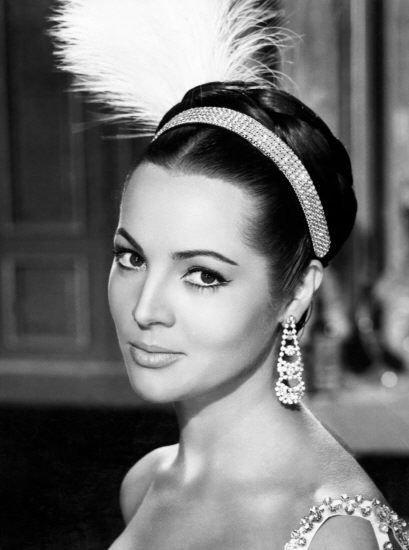 Born María Antonia Abad Fernandez, actress Sara Montiel