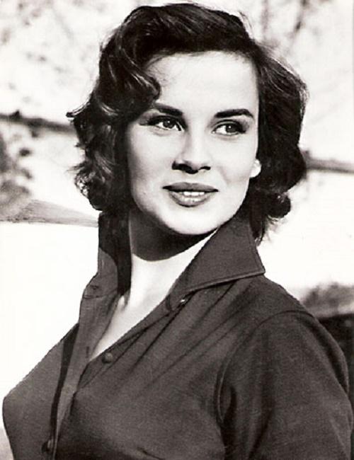 Bright star of Italian cinema, Antonella Lualdi