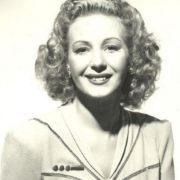 British born Hollywood actress Gertrude Maud Barnes