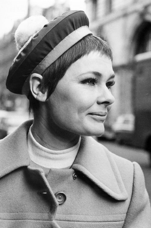 theater actress Dame Judith Olivia Dench