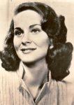 Italian Baroness Film Actress Alida Valli 1921-2006