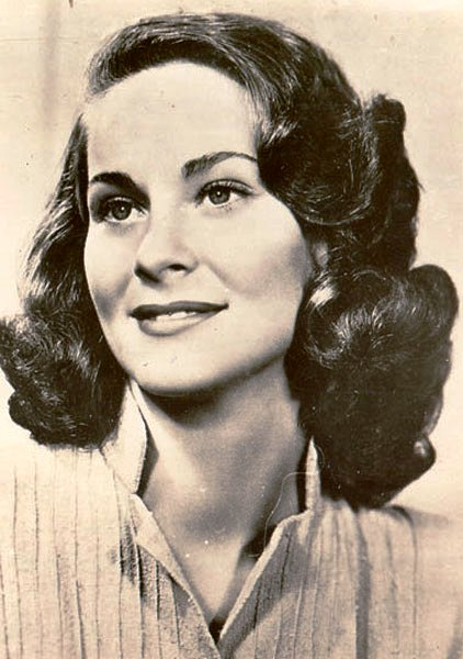 Classic beauty Alida Valli