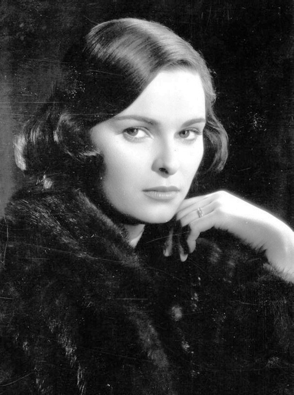 Classic beauty Lucia Bose
