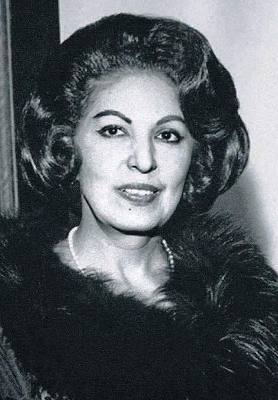 Creator of Legendary Besame mucho Consuelo Velazquez
