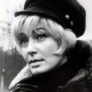 1960s Beautiful Czech actress Kveta Fialova