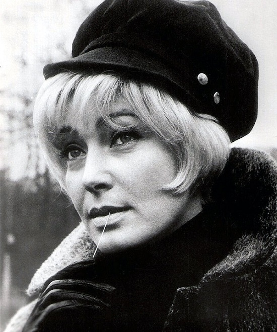 Czech actress Kveta Fialova (1 September 1929 – 26 September 2017)