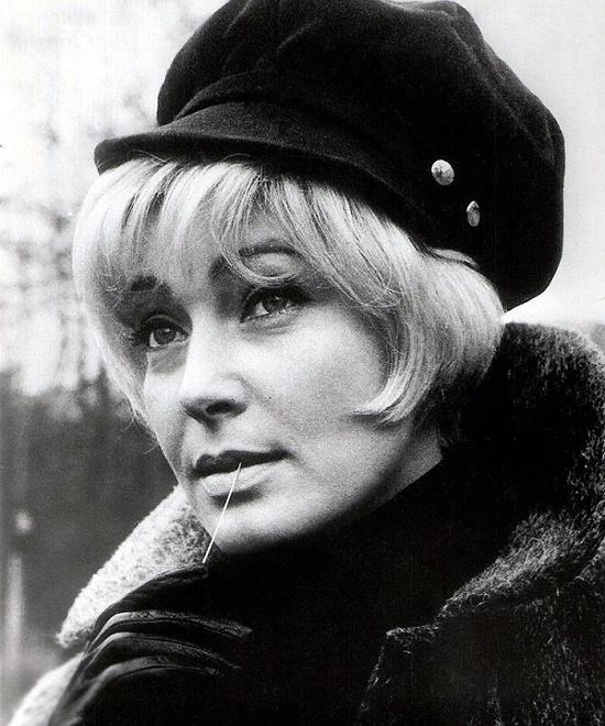 Czech actress Kveta Fialova (1 September 1929 – 26 September 2017)