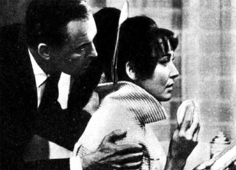 Death Behind the Curtain, 1966