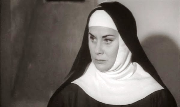 Dialogue with the Carmelites (1960) as Mere Therese de Saint-Augustin