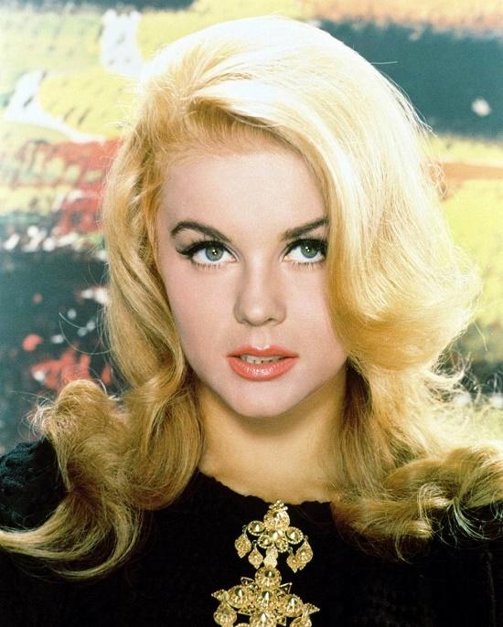 Divinely beautiful Swedish born actress Ann-Margaret Olsson