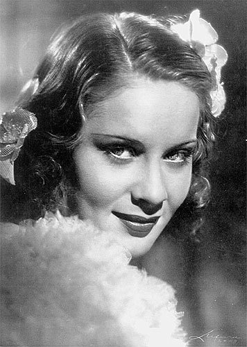 Divinely beautiful actress Alida Valli
