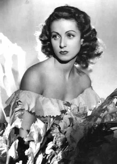 Divinely beautiful actress Danielle Darrieux