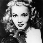 American beauty Carole Landis 1919-1948