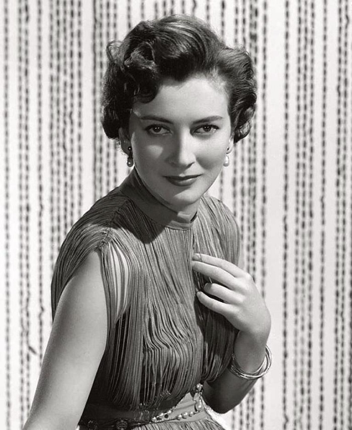 European cinema star Valentina Cortese