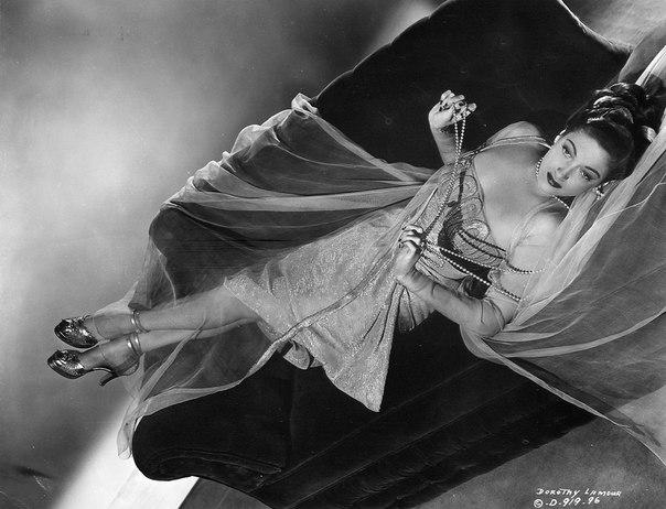 Exotic Dorothy Lamour