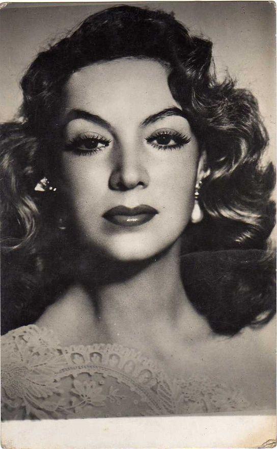 Famous Actress Maria Felix