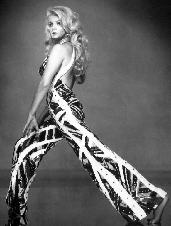 Fashion model Ann-Margret