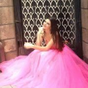 Fashion model Kendall Jenner