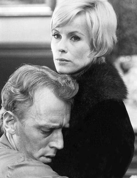 Favorite Swedish actress Bibi Andersson