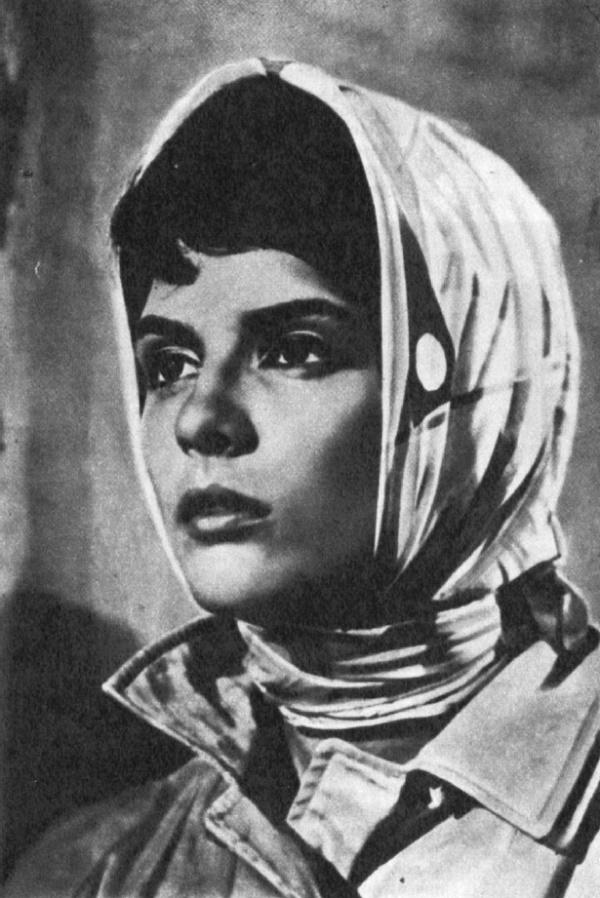Film 'Stranger'. 1964