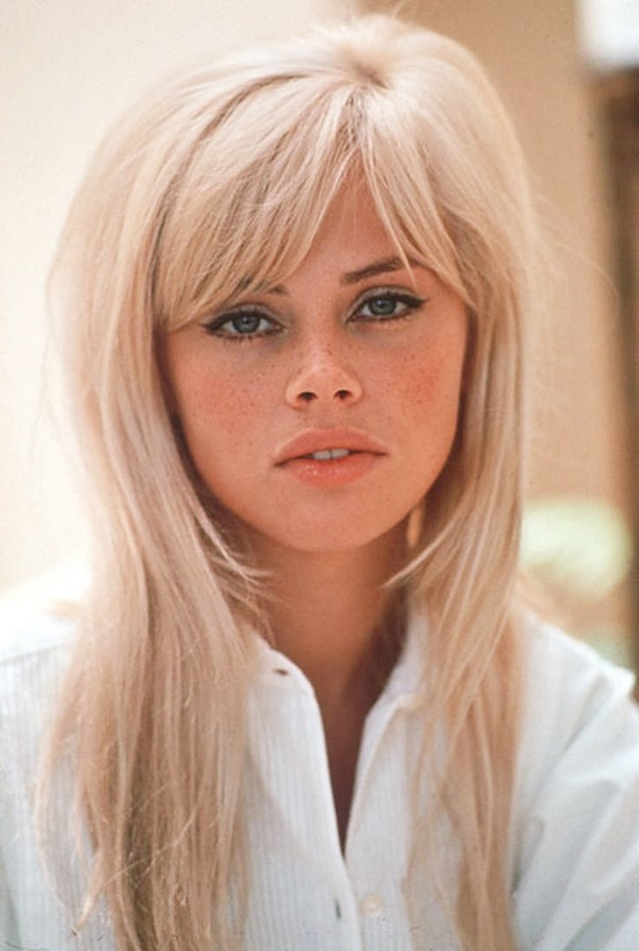 Film Actress Britt Ekland