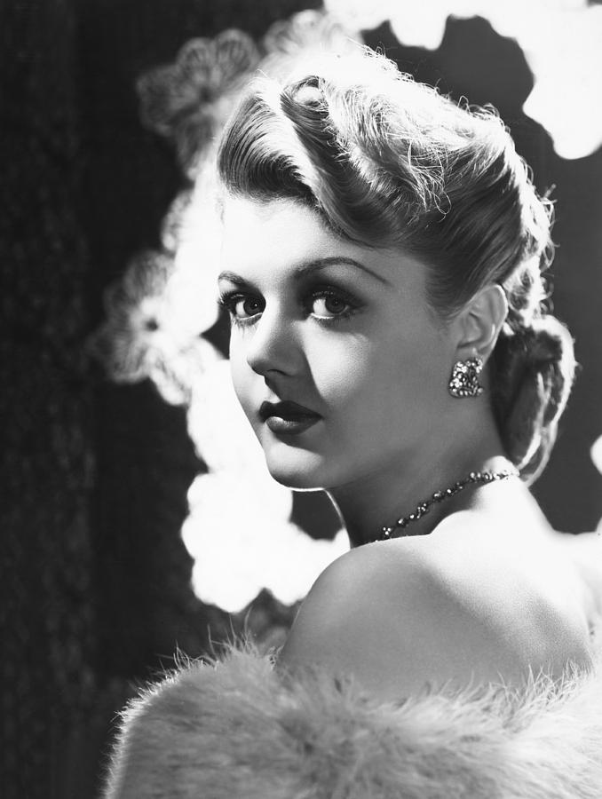 Film actress Angela Lansbury