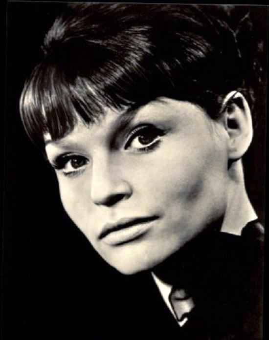 Film actress Angelica Domrose