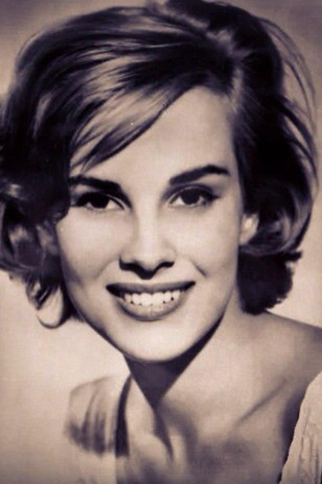 Film actress Antonella Lualdi