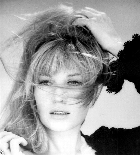 Film actress Monica Vitti