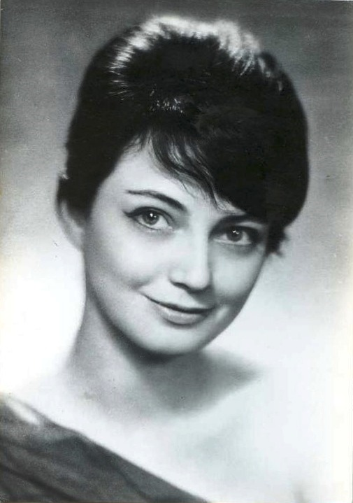 First lady of Bulgarian cinema Nevena Kokanova (12 December 1938 – 03 June 2000)