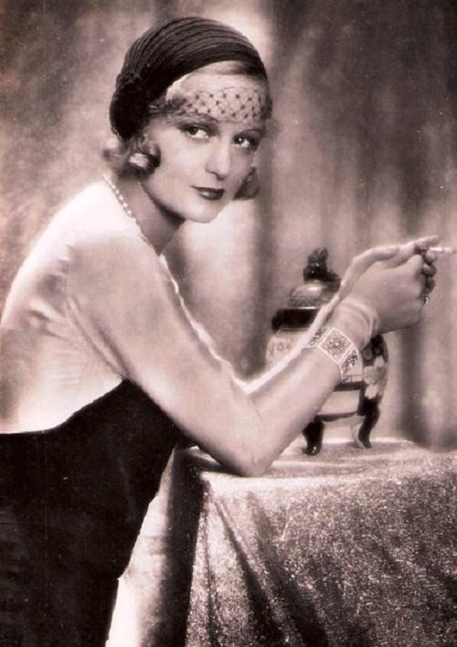 Gatsby girl Camilla Horn