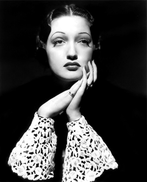 George Hurrell's photo, 1938