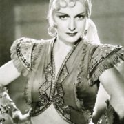 German dancer and actress Camilla Martha Horn